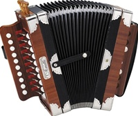 Hohner Cajun Style Arietta Accordion
