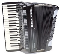 Hohner Amica IV 96 Bass Piano Accordion
