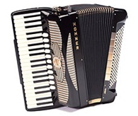 Hohner Gola Series Premium Level Piano Accordion