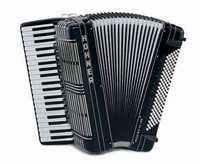 Hohner Double Octave Tuning Piano Accordion