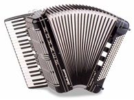 Morino V 120 Slavko Avsenik- Retro-Piano Accordion